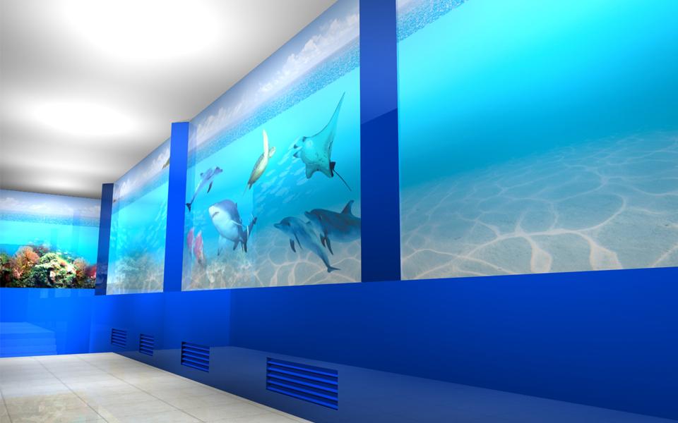 珠海市水生生物博物館設計